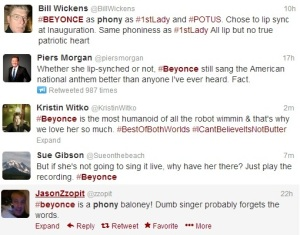 Twitter reacts to the Beyonce lip-syncing non-story