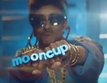 Mooncup Rap Battle ad still