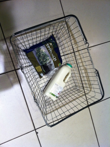 My crap basket #1