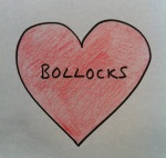 Bollocks heart (C) Christina Kenny