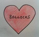 Bollocks heart (C) Christina Kenny